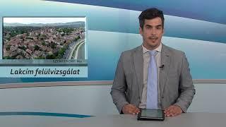 Szentendre Ma / TV Szentendre / 2021.07.27.