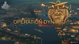 World Of Warships - Operation Dynamo Guide