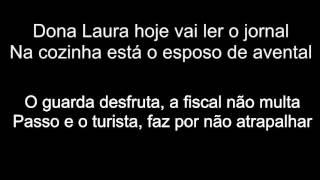 Ana Moura - Dia de Folga Letra