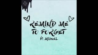Kygo   Remind Me To Forget Ft  Miguel Acoustic Version