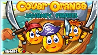 Cover Orange Journey Pirates Walkthrough 3 Stars Full Levels