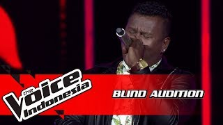 Pieter - To Love Somebody   Blind Auditions   The Voice Indonesia GTV 2018