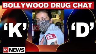 Bollywood Actresses 'D', 'K' Talk 'Maal, Hash' On WhatsApp With Jaya Saha