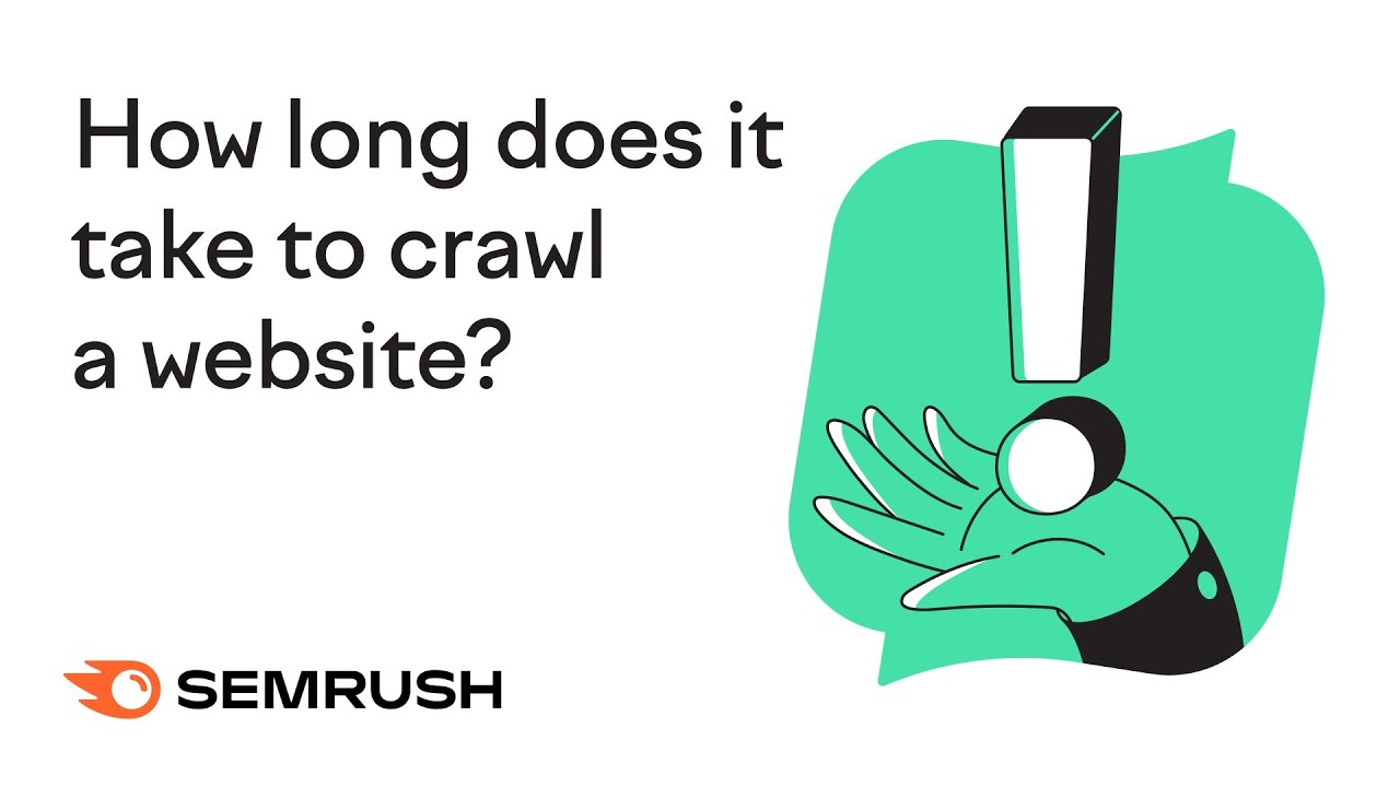 How long does it take to crawl a website? It appears that my audit is stuck. image 1
