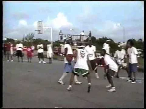 Streetball Barbados - Zahir Motara Highlight Move