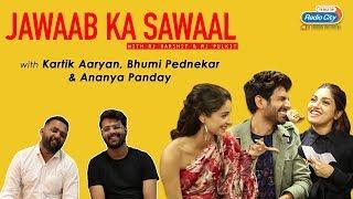 Bhumi Pednekar: I have done it the most in my car | Jawaab Ka Sawaal | Pati Patni Aur Woh