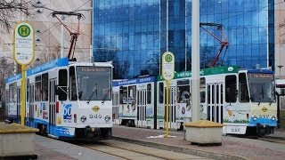 preview picture of video '[Doku] OnTour Straßenbahn Plauen'