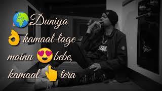#Thinking #About #You #Ft #Bohemia #420 WhatsApp lyrics video status