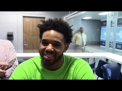 Jeremiah Francis Yale-UNC Postgame Interview (12/30/2019)