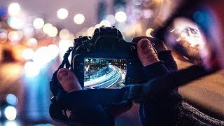 EASY Long Exposure Photography At Night - Shoot To Edit!
