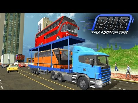 Bus Transporter Truck 2017 (By ABrilliant Gamez) Android Gameplay HD
