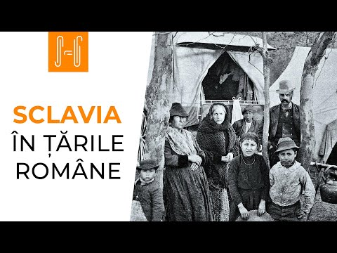 Sclavia în Țările Române