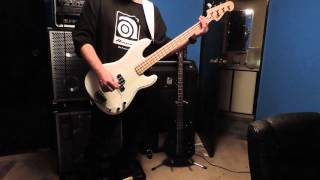 DIO Invisible  - Bass Cover