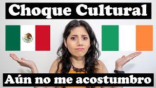 Choque Cultural Viviendo En Irlanda😧| La Primera Me Impactó | Itzi En Dublin
