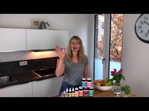Julia spricht über unsere Vitamin C Kapseln