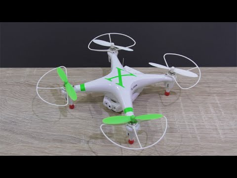 Cheerson CX-30W RC Quadcopter Review from Banggood.com