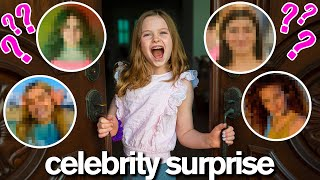Surprising My Daughter With Her FAVORITE CELEBRITY *Emotional*