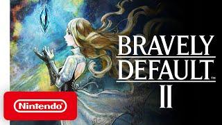 Bravely Default II – Announcement Trailer – Nintendo Switch