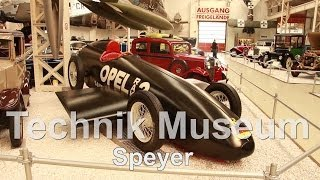 preview picture of video 'Technik Museum Speyer I'