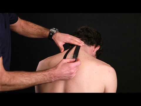 Frotando con dolor de espalda