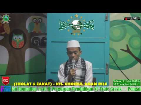 Puasa Bikin Sehat KH. Choirul Anam Risa (Sholat & Zakat) 3