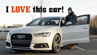 My Initial Thoughts on My C7.5 Audi S6 by Ignition Tube
