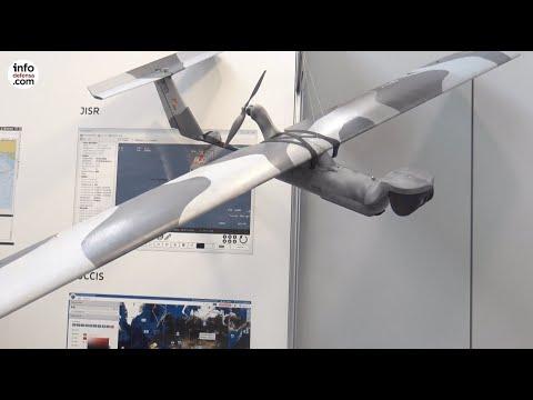GMV y Aurea Avionics acuden a Limex con el UAS Seeker y el proyecto Marisa