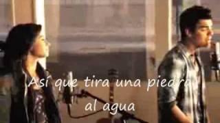 Joe Jonas & Demi Lovato - Make A Wave (Traducido en español) -Official Music Video