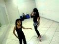 Improvisação de Safira Zahra e Hazine Zahra