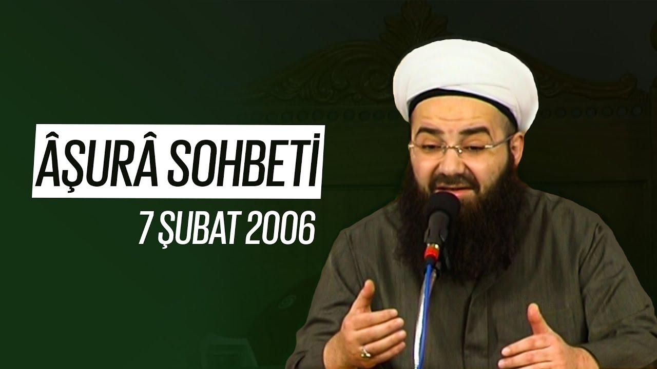 Âşûrâ Sohbeti (Fetih Mescidi) 7 Şubat 2006