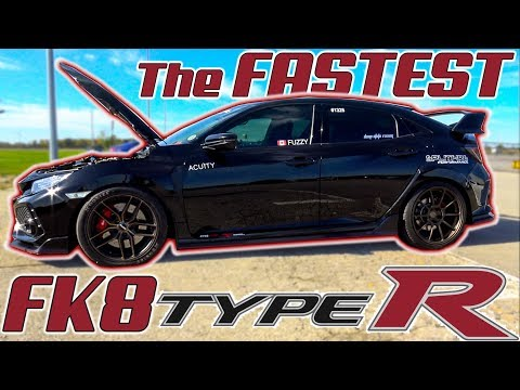 The Fastest FK8 Type-R -- (Full Review)