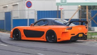 Best of Modified Car Sounds 2018!