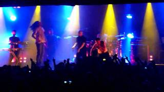 The Streets - Live at Liverpool - 21/02/2011 - Going Through Hell + final