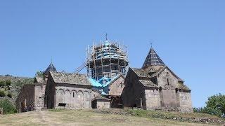 preview picture of video 'Goshavank Monastery  Armenia , Գոշավանք , Монастырь Гошаванк , Дилижан , Армения'