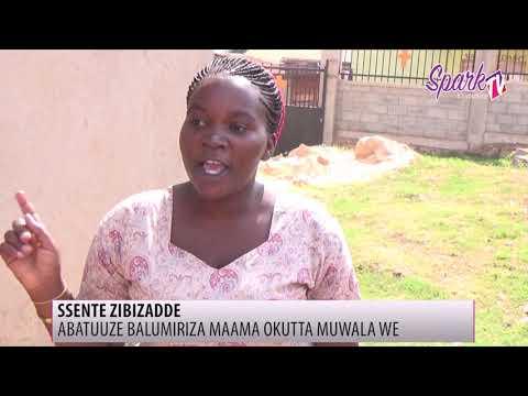 Abatuuze balumiriza maama okutta muwalawe e Makindye