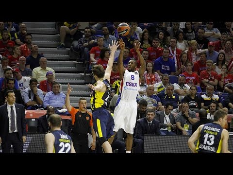 Highlights: Final Four Third Place Game vs. CSKA Moscow