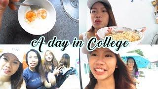 Vlog #1: A day in College | 我的大学生活