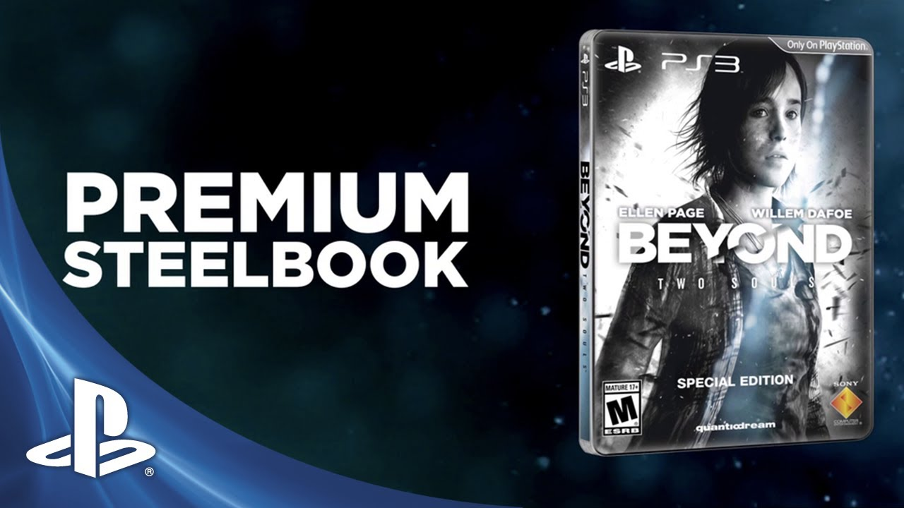 Last Chance to Pre-Order BEYOND: Two Souls