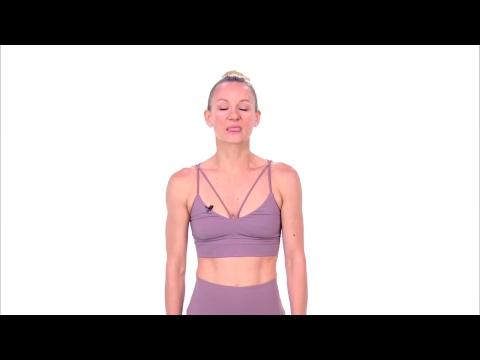Simone De La Rue's Bodyweight Workout | Health