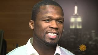 50 Cent: My music doesn't glorify violence