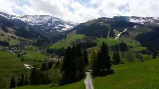 preview picture of video 'الريف النمساوي (زيلامسي - كابرون) فيديو عالي الدقة Zell am see & Kaprun  HD-1080'