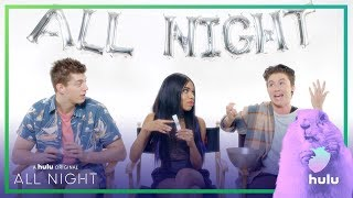 """All Night: """"Would You Rather?"""" With The Cast • A Hulu Original Series"""