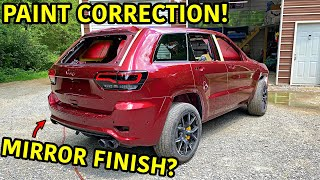Rebuilding A Wrecked 2018 Jeep Trackhawk Part 19