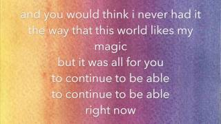 The Front Bottoms - Historic Cemetery // Lyrics