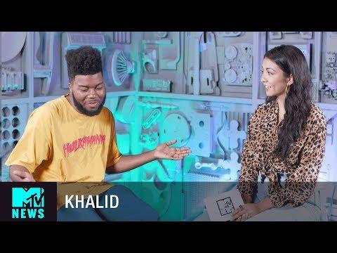 Khalid Talks 'Young Dumb & Broke' Music Video | MTV News