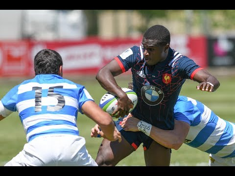 Video U20 HIGHLIGHTS: France stun Argentina with one point win