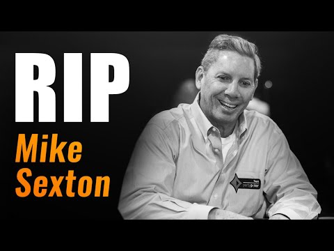 RIP Mike Sexton – Also, Ask Amie Anything – A Little Coffee with Jonathan Little, 9/7/2020