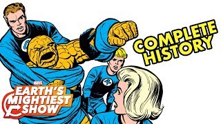 Everything You Need To Know About The Fantastic Four In 4 Minutes! | Earth