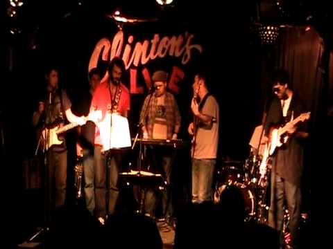 Toast - Chocolate Salty Balls (Live at Clinton's Tavern, March 25th, 2010)