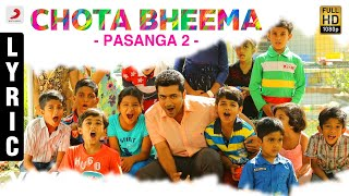 Chota Bheema - Audio Song - Pasanga 2